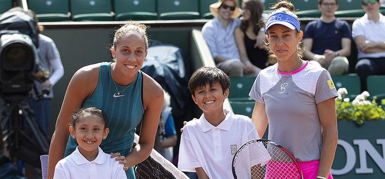 Buzărnescu părăseşte Roland Garros învinsă de Keys