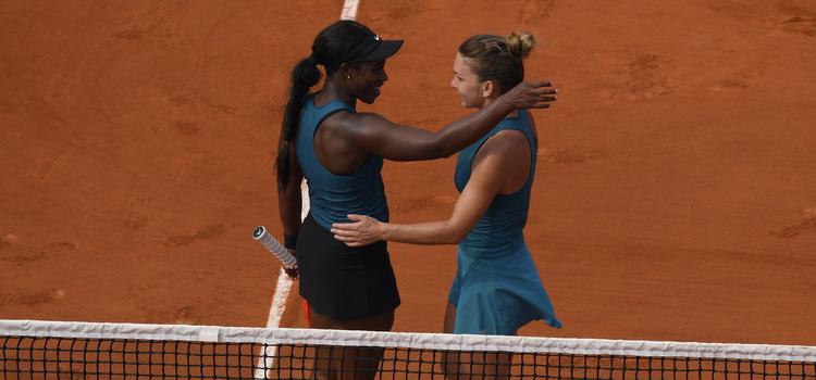 Simona Halep este campioană la Roland Garros