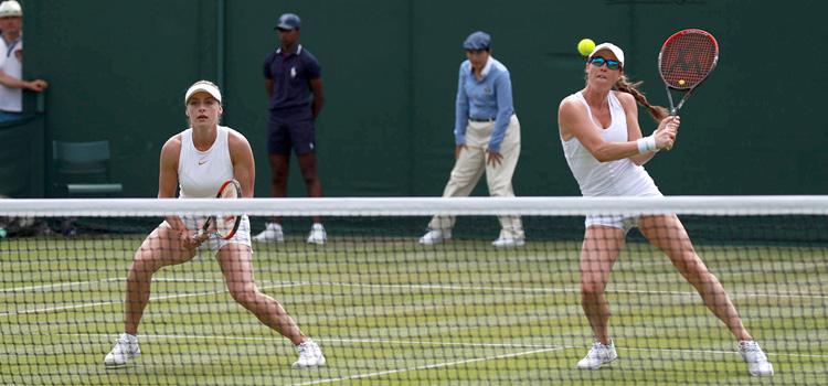 Bogdan şi Niculescu sunt în turul 2 al probei de dublu de la Wimbledon Championship