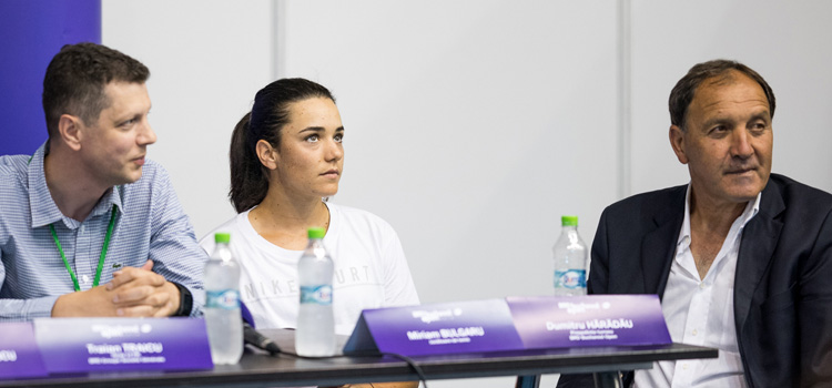 Niciun duel românesc în turul 1 la BRD Bucharest Open