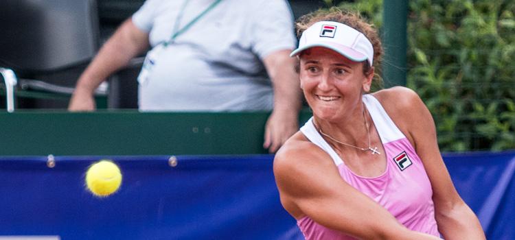 Irina-Camelia Begu îşi va apăra trofeul la dublu