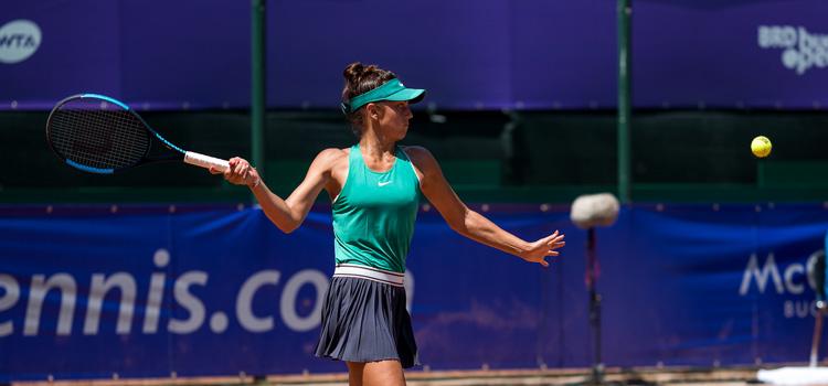 Cinci românce vor juca, azi, la BRD Bucharest Open