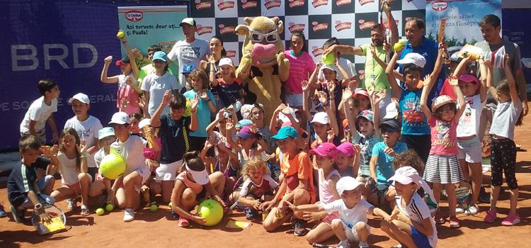 Imagini de la evenimentul Kids Day organizat duminică la Arenele BNR