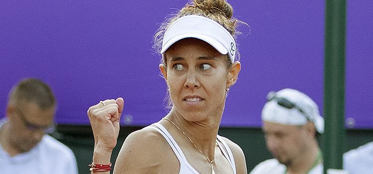 Imagini de la meciul Mihaela Buzarnescu - Tamara Zidansek din turul 2 la BRD Bucharest Open
