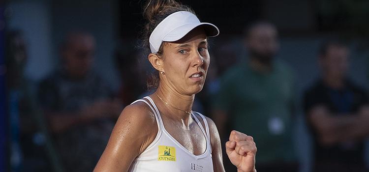 A cincea semifinală WTA a anului pentru Buzărnescu