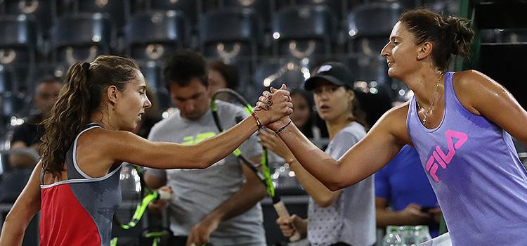 Begu şi Buzărnescu joacă, azi, în sferturi la Wimbledon Championship