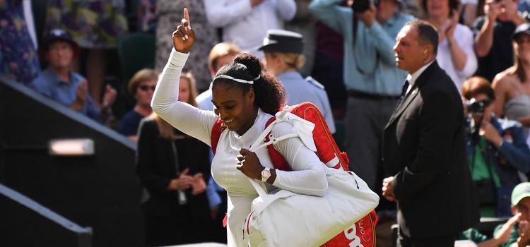 A 11-a semifinală la Wimbledon Championship pentru Serena Williams