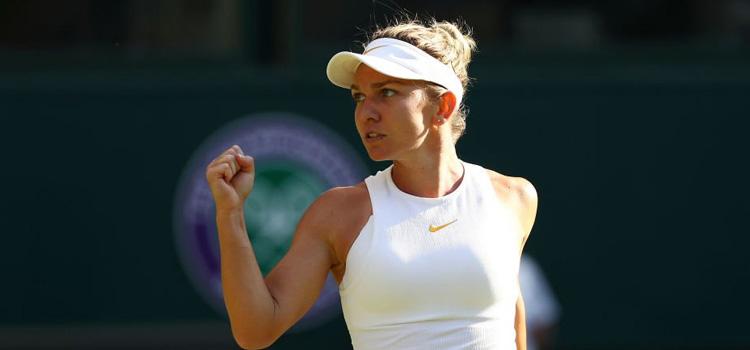 Victorie fără emoţii a Simonei Halep în primul tur la Wimbledon Championship