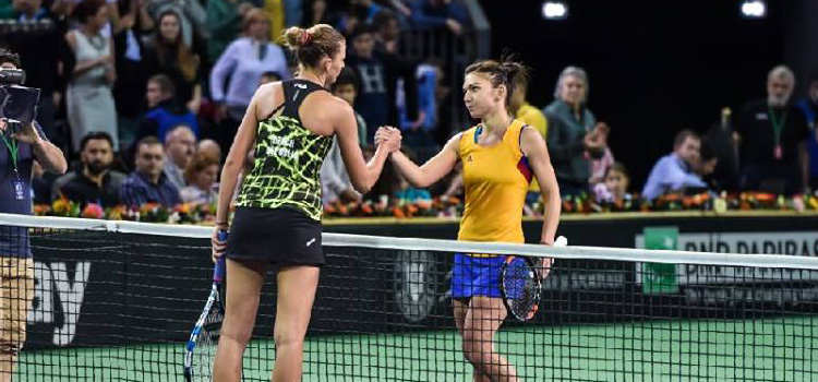 Cehia – România în primul tur al Fed Cup 2019