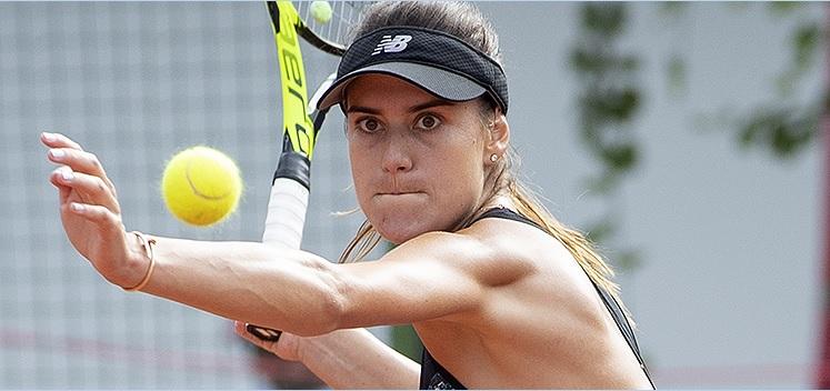 Imagini de la meciul Sorana Mihaela Cirstea - Çağla Büyükakçay din turul 1 la BRD Bucharest Open
