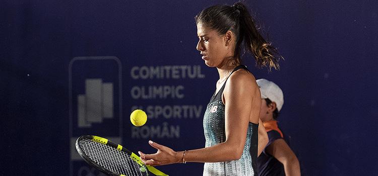 Sorana-Mihaela Cîrstea s-a oprit în semifinale la BRD Bucharest Open
