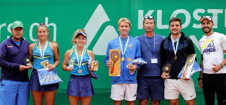 Jianu şi Paloşi sunt campioni europeni