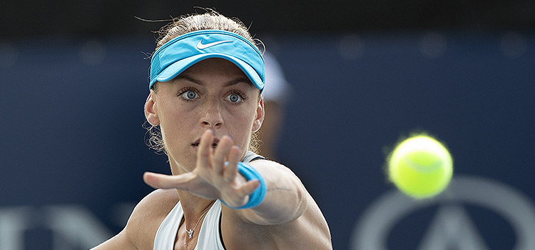 Ana Bogdan şi Irina-Camelia Begu au fost eliminate după set decisiv