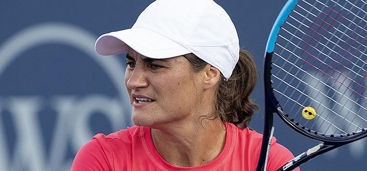Două românce joacă în calificări la Connecticut Open