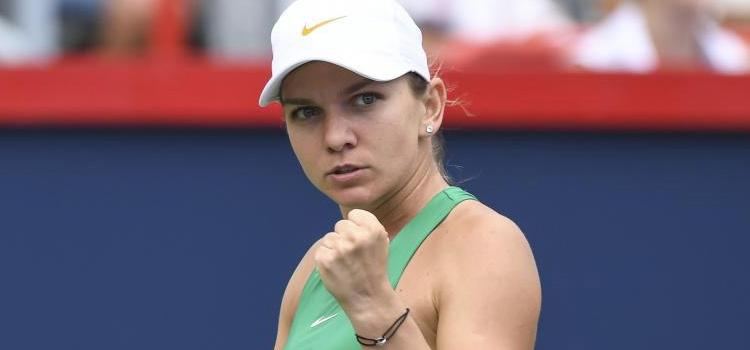 Simona Halep a obţinut două calificări cu o singură victorie