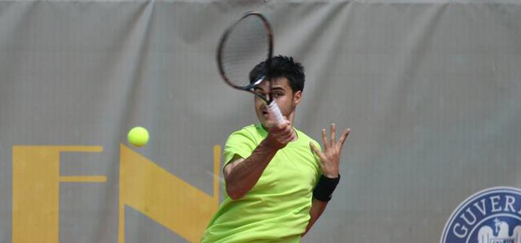 Dima a produs surpriza zilei de marţi la Sibiu Open