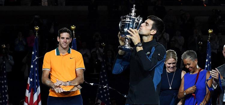 A treia victorie finală pentru Djokovic la US Open