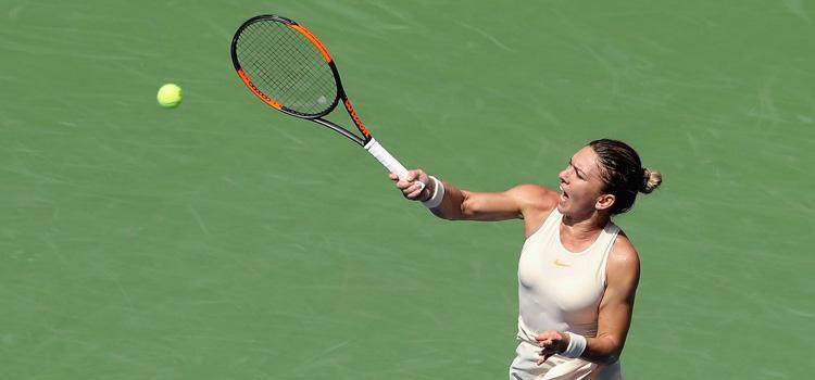 Simona Halep, învinsă la Wuhan de accidentări şi de Dominika Cibulková