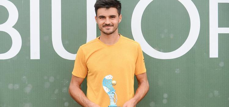 Victorie pentru Dima la Sibiu şi salt de 115 locuri ATP
