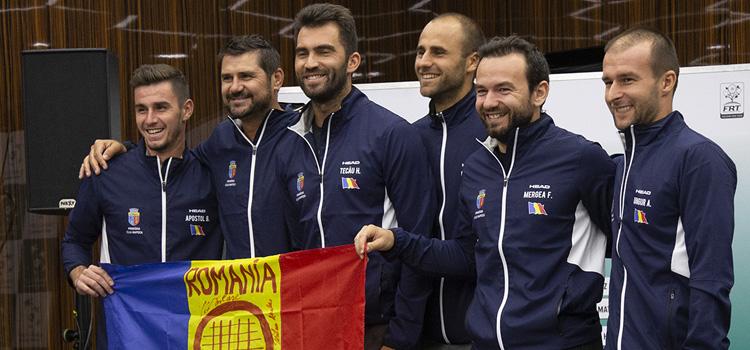 Copil şi Majchrzak deschid meciul de Cupa Davis România – Polonia