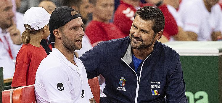 România a fost învinsă de Polonia în Cupa Davis, Ungur se retrage