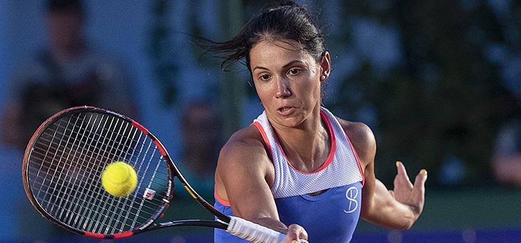 Moment rar în tenis cu Olaru în prim-plan