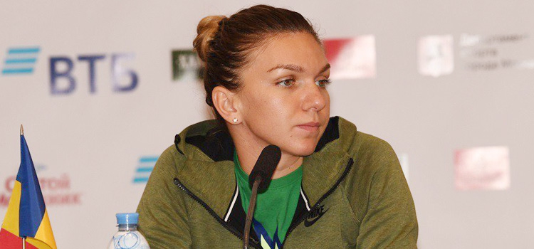 Halep s-a retras de la turneul VTB Kremlin Cup