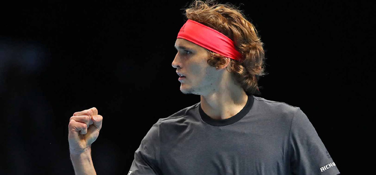 Incidente la semifinala dintre Roger Federer şi Alexander Zverez