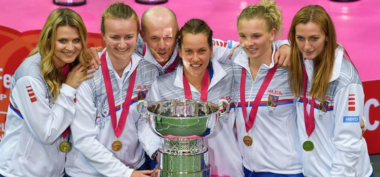 Nicio surpriză: Cehia a câştigat Fed Cup