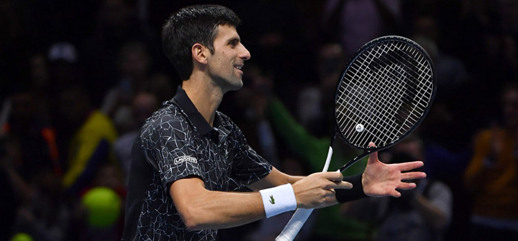 Djokovic este primul calificat în semifinalele Turneului Campionilor de la Londra