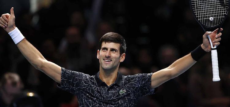 Djokovic este în faţa unui moment istoric la Nitto ATP Finals