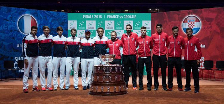 Azi au loc primele meciuri de simplu din finala Cupei Davis