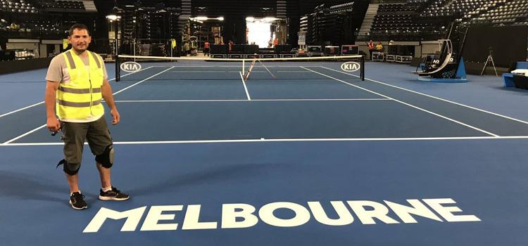 S-au tras la sorţi tablourile de simplu de la Australian Open
