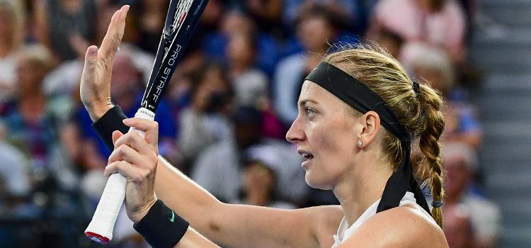 Prima finală de Grand Slam pierdută de Kvitová