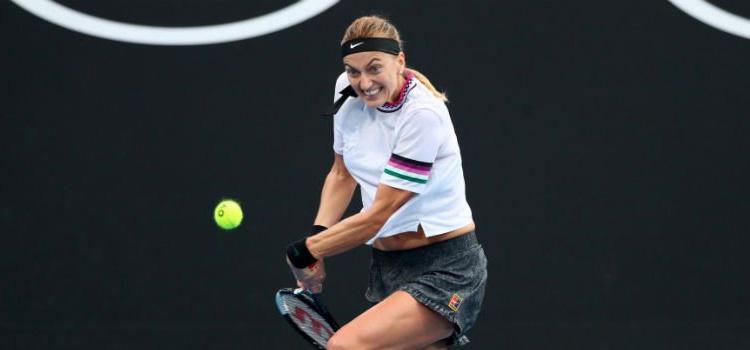 Begu a fost oprită în turul 2 la Australian Open de Kvitová