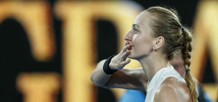 Kvitová e în semifinale, Halep pierde şefia WTA