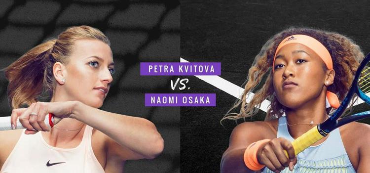 Kvitová şi Osaka se luptă pentru titlul la Melbourne şi locul 1 WTA