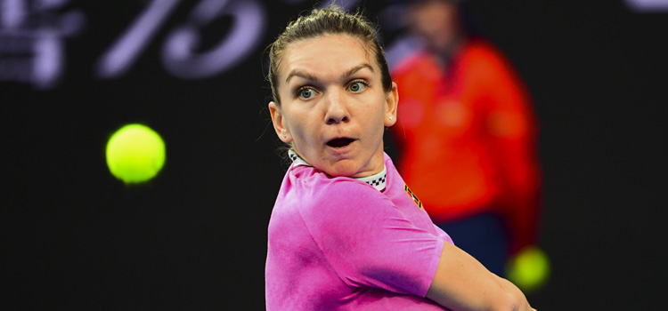 Calificare muncită a Simonei Halep în primul tur la Australian Open