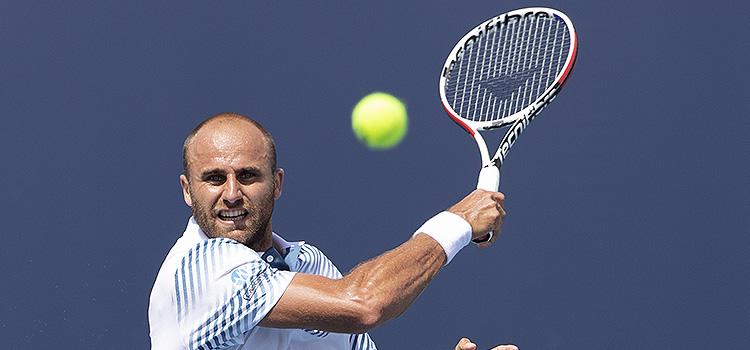 Imagini de la meciul Marius Copil - Albert Ramos Vinolas din primul tur la Miami