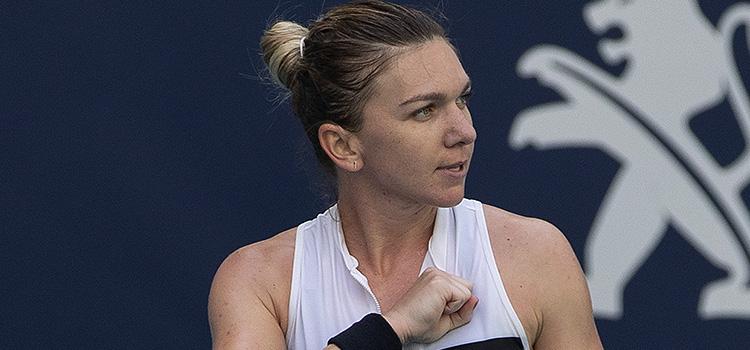 Halep luptă la noapte pentru finala de la Miami şi locul 1 WTA