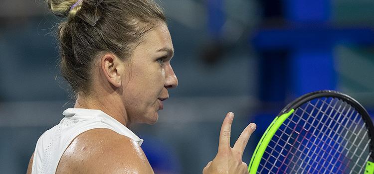 Simona Halep urcă, de mâine pe locul 2 WTA la 229 puncte de lider