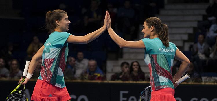 Două românce joacă în calificări la Indian Wells