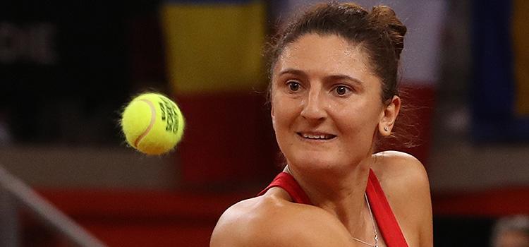 Coborâre de 13 locuri WTA pentru Begu