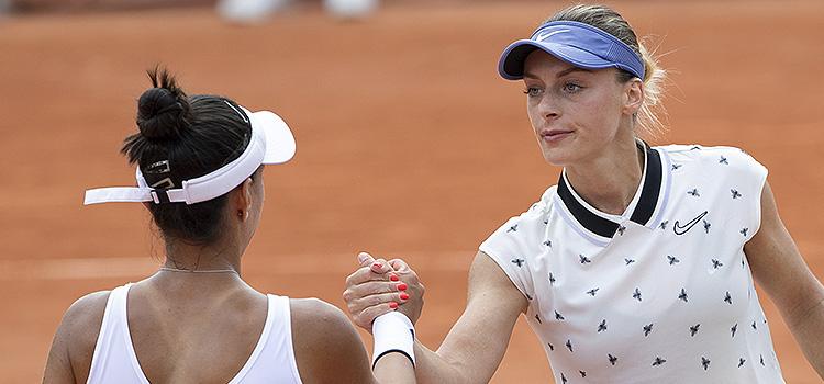 Ana Bogdan este în turul 2 al calificărilor la French Open