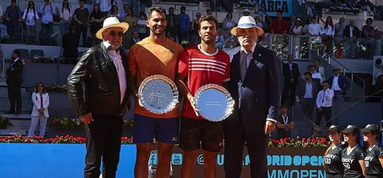 Tecău şi Rojer sunt campioni la Madrid