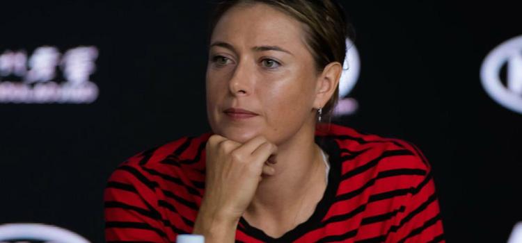 Sharapova va absenta la Roland Garros
