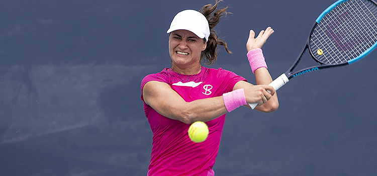 A 23-a finală ITF la simplu pentru Niculescu