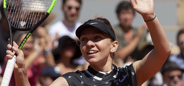 Halep joacă, azi, pentru un loc în sferturi la Roland Garros