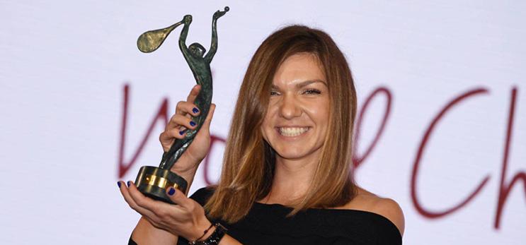 Recompensată pentru titlul de la Roland Garros din 2018