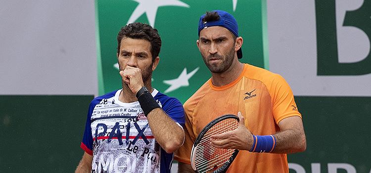 Tecău şi Rojer s-au oprit în sferturi